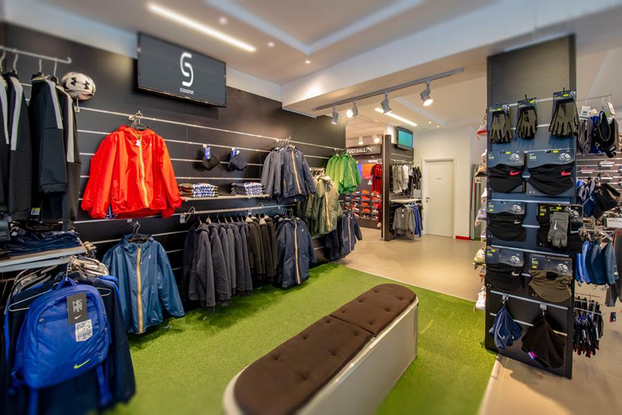 negozio studio sport